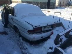 Задний бампер ГАЗ 3110