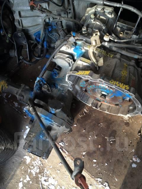 АКПП. Toyota Corolla Spacio, AE115, AE115N Двигатель 7AFE