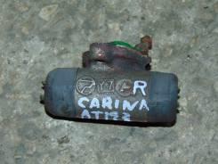 Цилиндр рабочий тормозной. Toyota Carina, AT192 Двигатель 5AFE