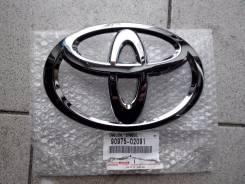 Эмблема. Toyota Land Cruiser Prado, TRJ150, GRJ151, GRJ150 Двигатели: 1GRFE, 2TRFE