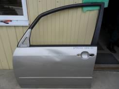 Дверь боковая. Toyota Corolla Spacio, NZE121
