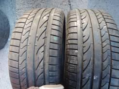 Bridgestone Potenza RE050A. Летние, 2009 год, износ: 10%, 2 шт