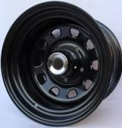 Ikon Wheels. 10.0x15, 5x139.70, ET-25, ЦО 108,7мм.