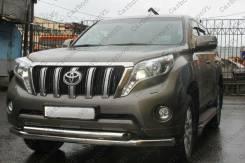 Кенгурятники. Toyota Land Cruiser Prado, GRJ151W, GRJ150W, TRJ150W