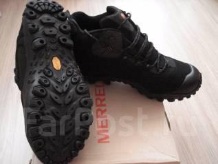 Ботинки треккинговые. 44