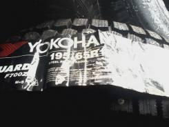 Yokohama F700Z. Зимние, шипованные, 2013 год, без износа, 4 шт