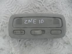 Светильник салона. Toyota Wish, ANE11, ANE10, ZNE10, ZNE14, ZNE14G, ZNE10G, ANE10G, ANE11W Двигатели: 1ZZFE, 1AZFSE, 1AZFSE D4
