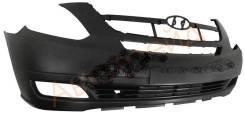 Бампер передний Hyundai H-1/Starex 08- под туманки