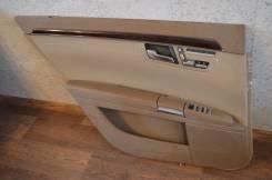 Обшивка двери. Mercedes-Benz S-Class, W221