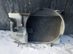 Радиатор охлаждения двигателя. Toyota Mark II, JZX110 Двигатели: 1JZGE, 1JZFSE
