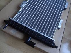 Радиатор охлаждения двигателя. Daewoo Matiz
