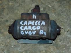 Цилиндр рабочий тормозной. Mazda Capella Cargo, GV6V