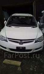 Ноускат. Honda Civic, FD2, FD3, FD1 Двигатель LDA