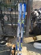 Лыжи.