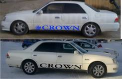 Оракал. Toyota Crown