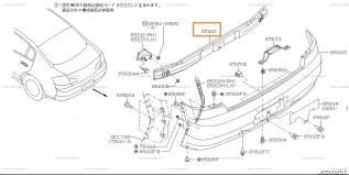 Жесткость бампера. Nissan Skyline, V35, HV35, PV35, NV35 Двигатели: VQ30DD, VQ25DD, VQ35DE