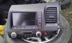 Консоль панели приборов. Honda Civic Hybrid, FD3 Honda Civic, FD2, FD3, FD1 Двигатель LDA