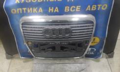 Решетка радиатора. Audi A6, 4G2, 4G5 Двигатели: CDNB, CDUC, CDUD, CGLC, CGWD, CGXB, CHJA, CHVA, CKVB, CKVC, CMGB, CTUA
