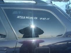 Стекло боковое. Nissan Primera Camino, WHP11