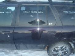 Дверь боковая. Nissan Primera Camino, WHP11