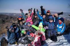 Походы, экскурсии, турист. соревнования для детей в Приморье