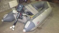 Badger. 2013 год, длина 3,00м., двигатель подвесной, 5,00л.с., бензин