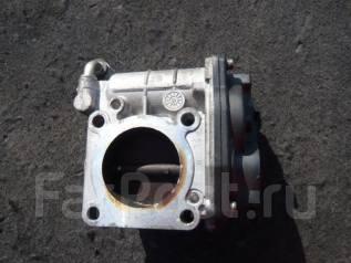 Заслонка дроссельная. Nissan Tiida, C11 Двигатель HR15DE