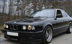 Накладка на бампер. BMW 5-Series, E34. Под заказ