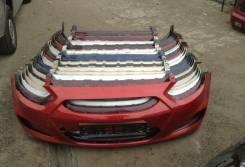 Бампер передний Hyundai Solaris 865111R000