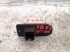 Реостат печки. Toyota Town Ace Noah, SR50G Двигатель 3SFE