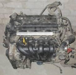 Двигатель в сборе. Hyundai Solaris Hyundai Elantra Kia cee'd Kia Rio Kia Cerato Двигатель G4FC