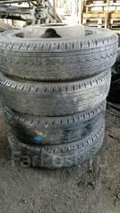 Резина на дисках 155/R13 LT. x13