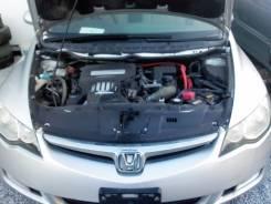 Крышка двигателя. Honda Civic Hybrid, FD3 Honda Civic, FD2, FD3, FD1 Двигатель LDA
