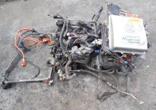 Двигатель в сборе. Toyota Prius, NHW10, NHW11 Двигатель 1NZFXE