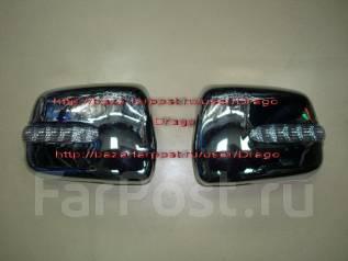 Накладка на зеркало. Lexus RX300, MCU15, MCU10 Toyota Harrier, MCU15W, MCU10W, MCU10, ACU15, SXU10W, MCU15, ACU10W, SXU15, SXU15W, ACU15W, SXU10, ACU1...