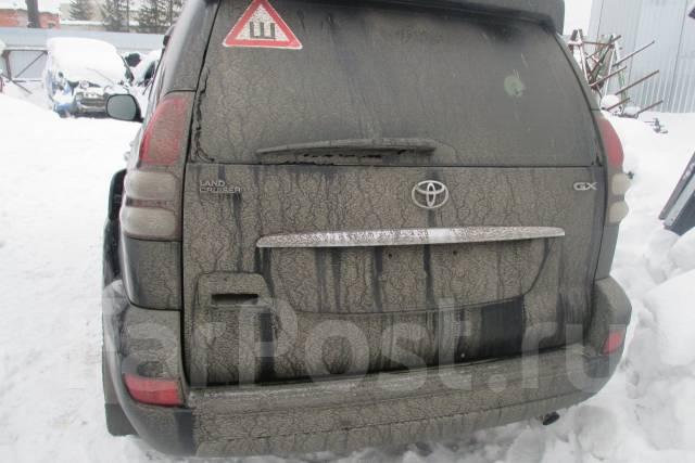 Toyota Land Cruiser Prado. GRJ120, 1GRFE