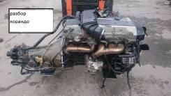 Двигатель. SsangYong Korando