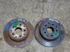 Диск тормозной. Toyota Mark II, GX110 Двигатель 1GFE