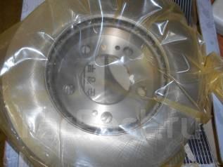 Диск тормозной. SsangYong Actyon Sports SsangYong Rexton SsangYong Kyron Двигатели: D20DT, D20DTR, D27DT, D27DTP