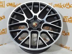 Porsche. 11.0x19, 5x130.00, ET55, ЦО 71,6мм.