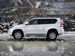 Toyota Land Cruiser Prado. Продам ПТС на Toyota LAND Cruiser Prado 150 2014года