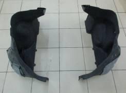 Обшивка багажника. Hyundai Solaris