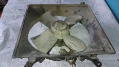 Вентилятор радиатора кондиционера. Mitsubishi RVR, N23W, N13W, N23WG Mitsubishi Chariot, N43W, N33W Двигатель 4G63