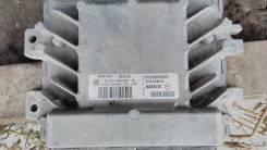Блок управления двс. Renault Logan