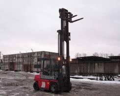 Kalmar. Продажа вилочного погрузчика DCD55-6Н 2002 года, 5 500кг., Дизельный