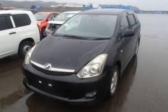 Toyota Wish. ZNE14, 1ZZ FE