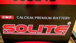 Solite. 70 А.ч., производство Корея