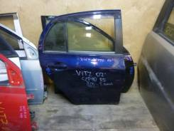 Дверь боковая. Toyota Vitz, KSP90, NCP91, NCP95, SCP90