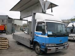 Nissan Diesel Condor. Продам Ниссан дизель бабочка с аппарелью 2002г, 7 500 куб. см., 5 000 кг.
