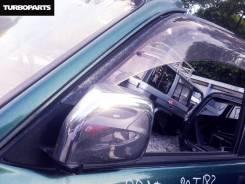 Зеркало заднего вида боковое. Toyota Land Cruiser Prado, FTV, VZJ95W, VZJ90W, KDJ95W, KZJ90, KDJ90W, RZJ95W, KZJ90W, RZJ90W, KZJ95W Двигатели: 3RZFE...